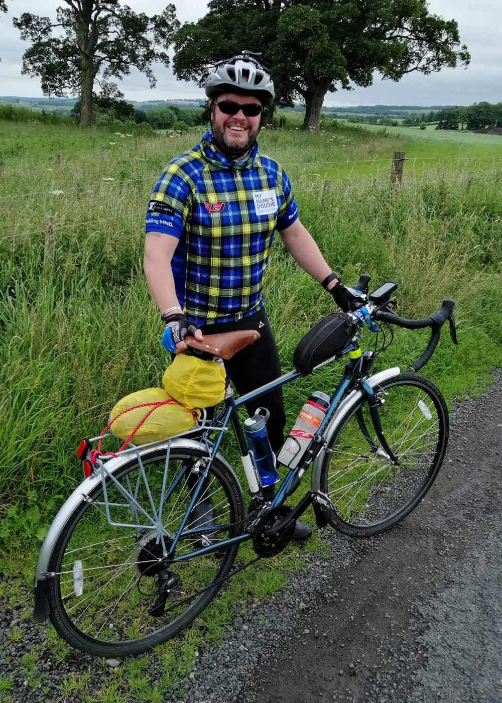 Doddie's Virtual Ride 2020 participant 3