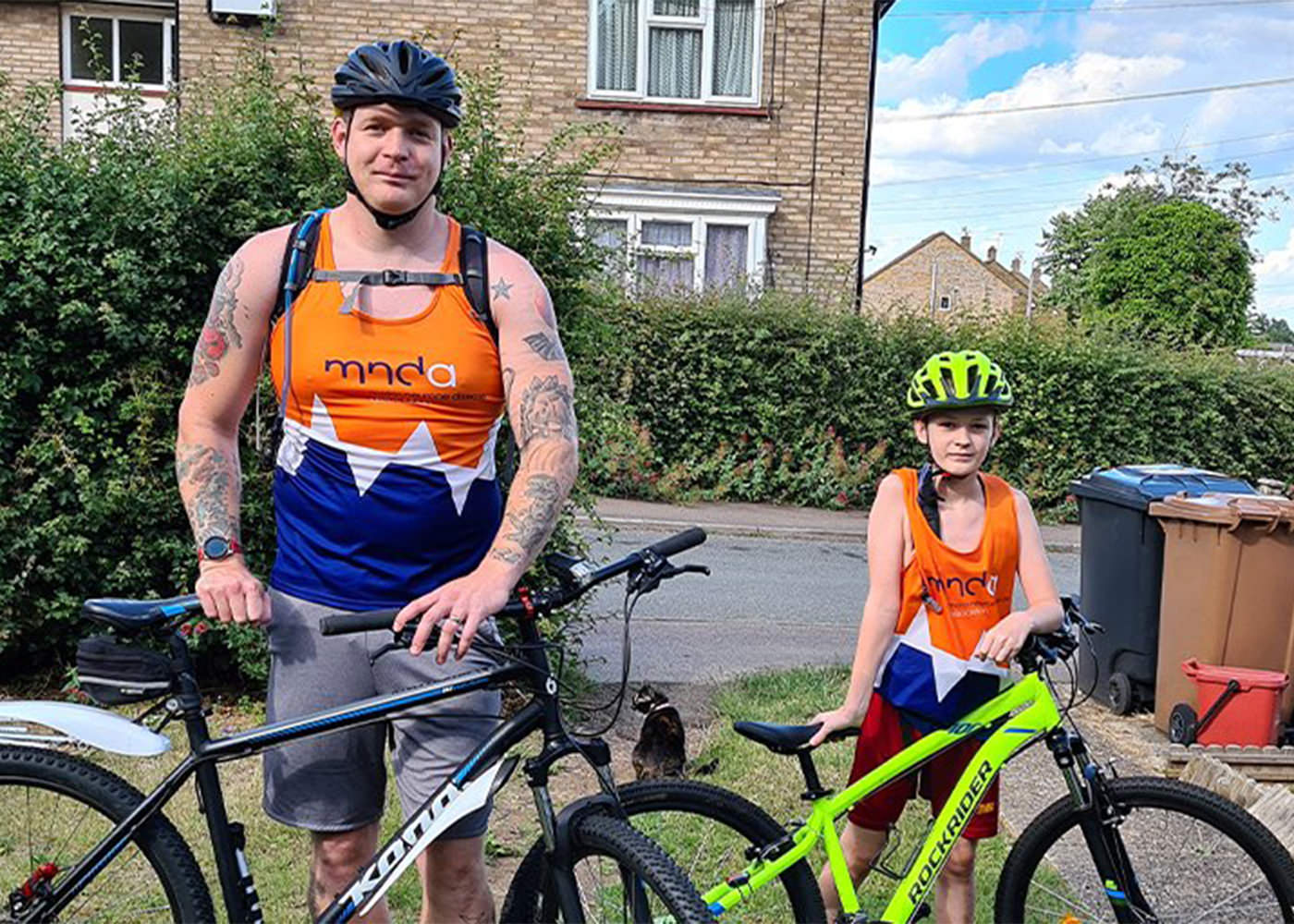 Doddie's Virtual Ride 2020 participant 6