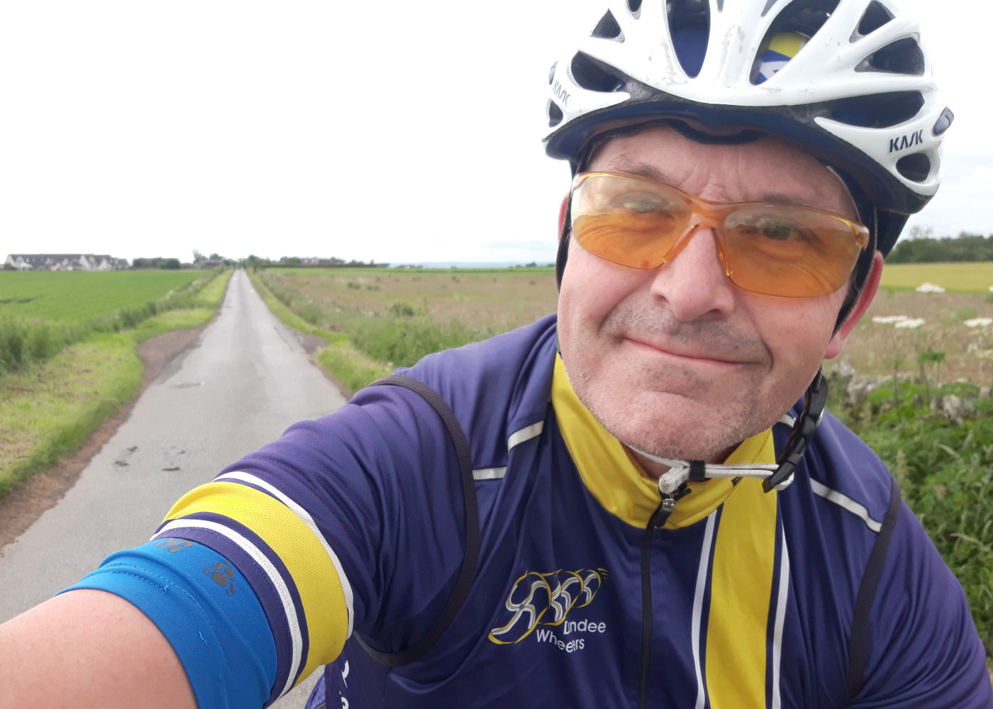 Doddie's Virtual Ride 2020 participant 8