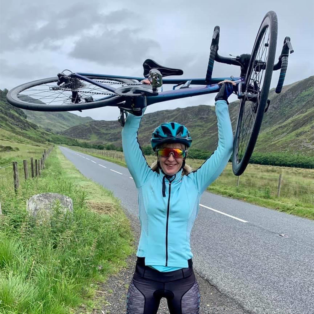 Doddie's Virtual Ride 2020 participant 10