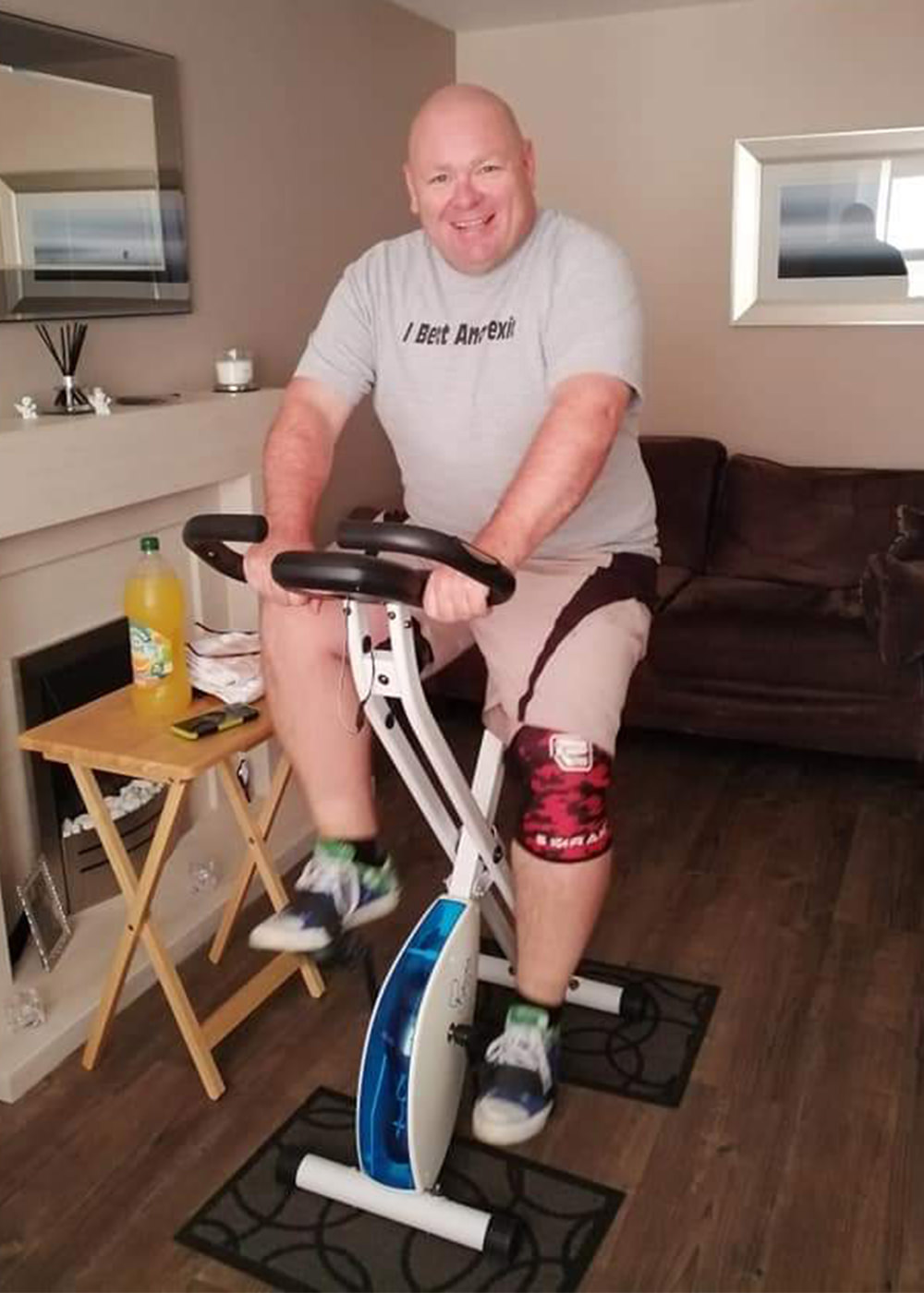Doddie's Virtual Ride 2020 participant 13