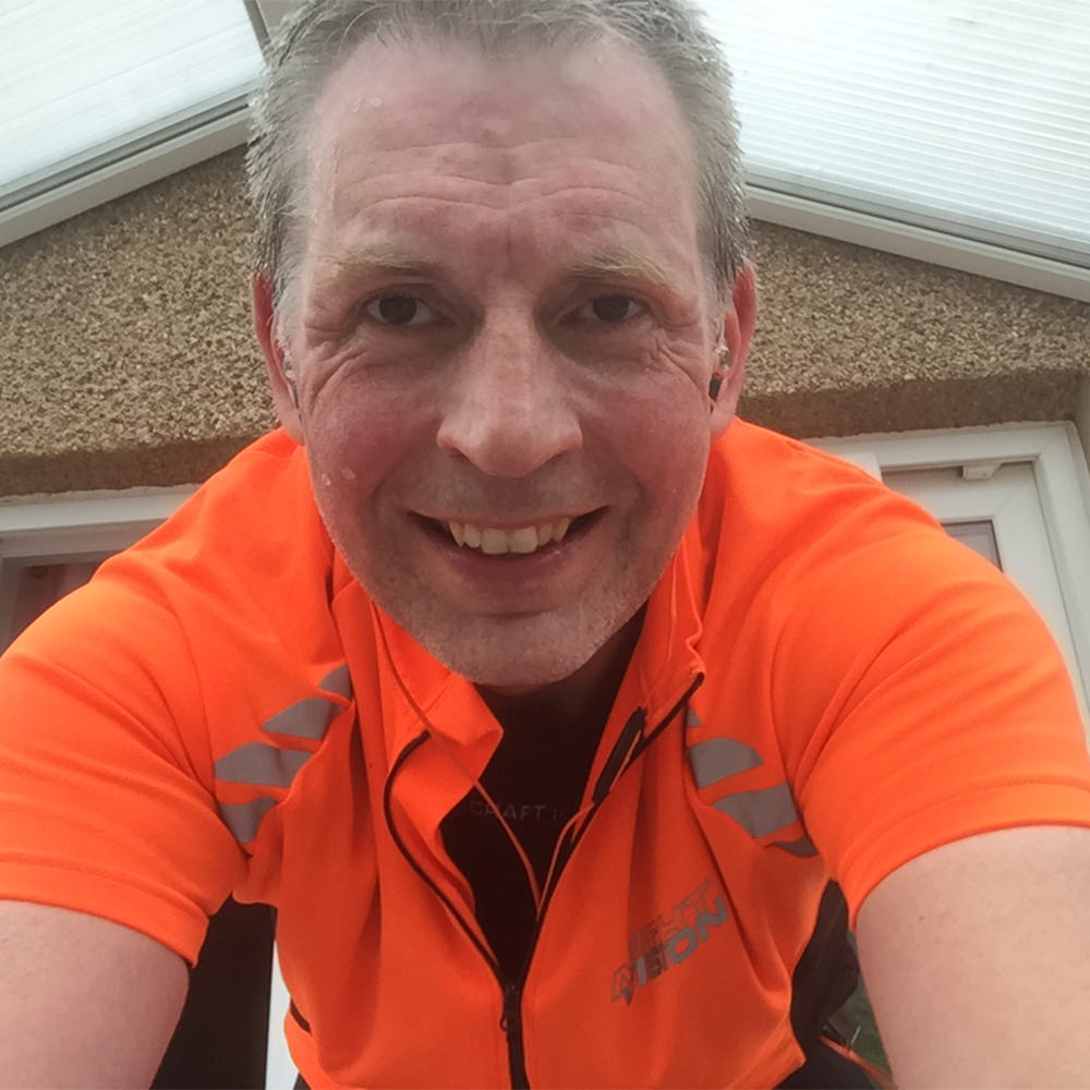 Doddie's Virtual Ride 2020 participant 14