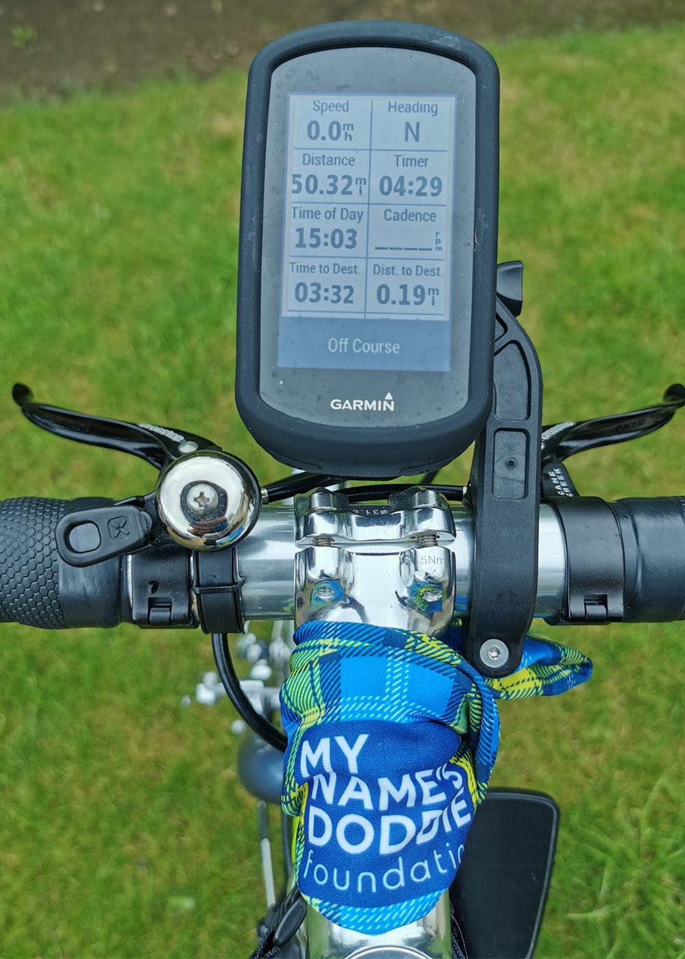 Doddie's Virtual Ride 2020 participant 15