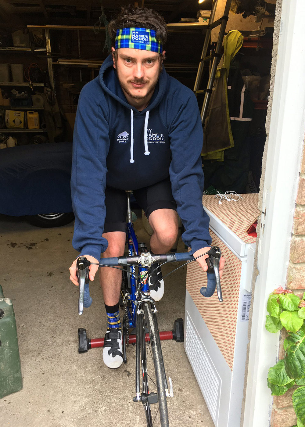 Doddie's Virtual Ride 2020 participant 17