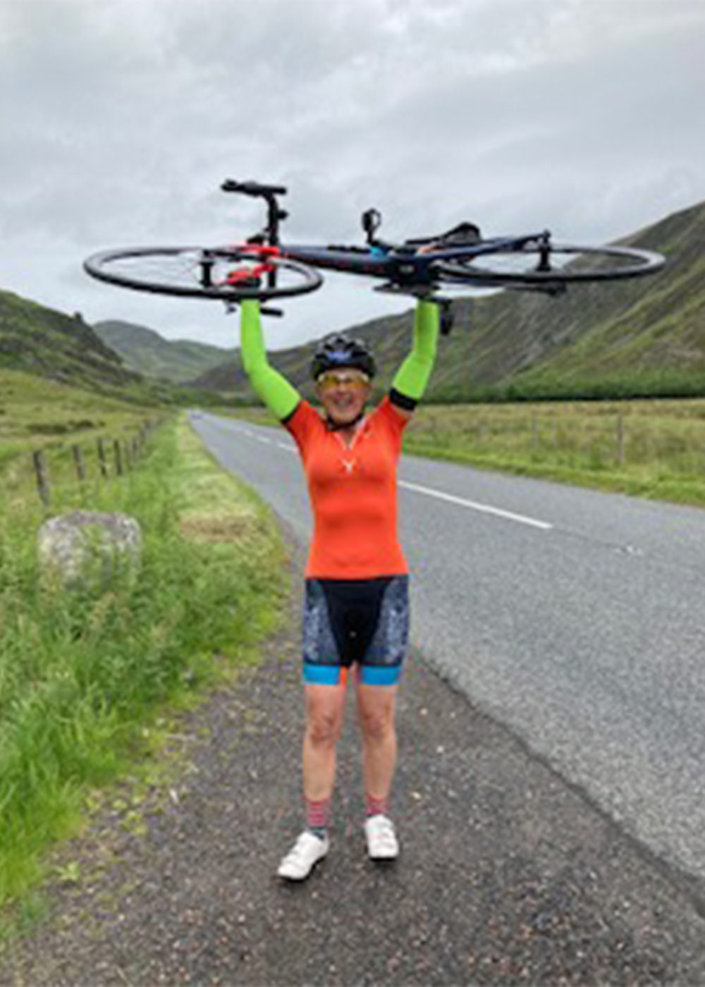 Doddie's Virtual Ride 2020 participant 19