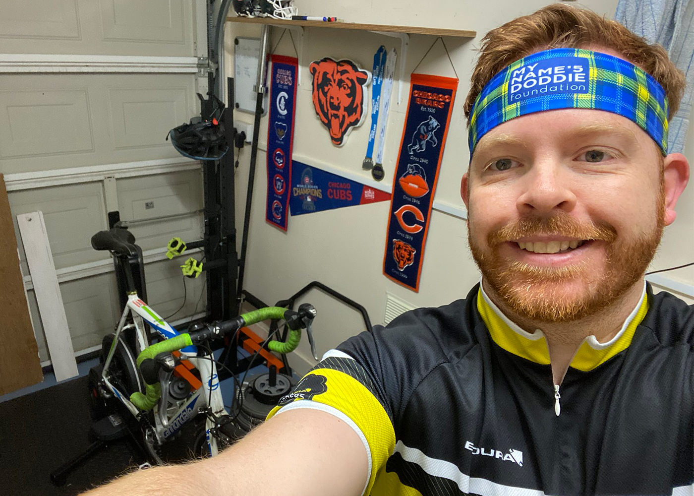 Doddie's Virtual Ride 2020 participant 20