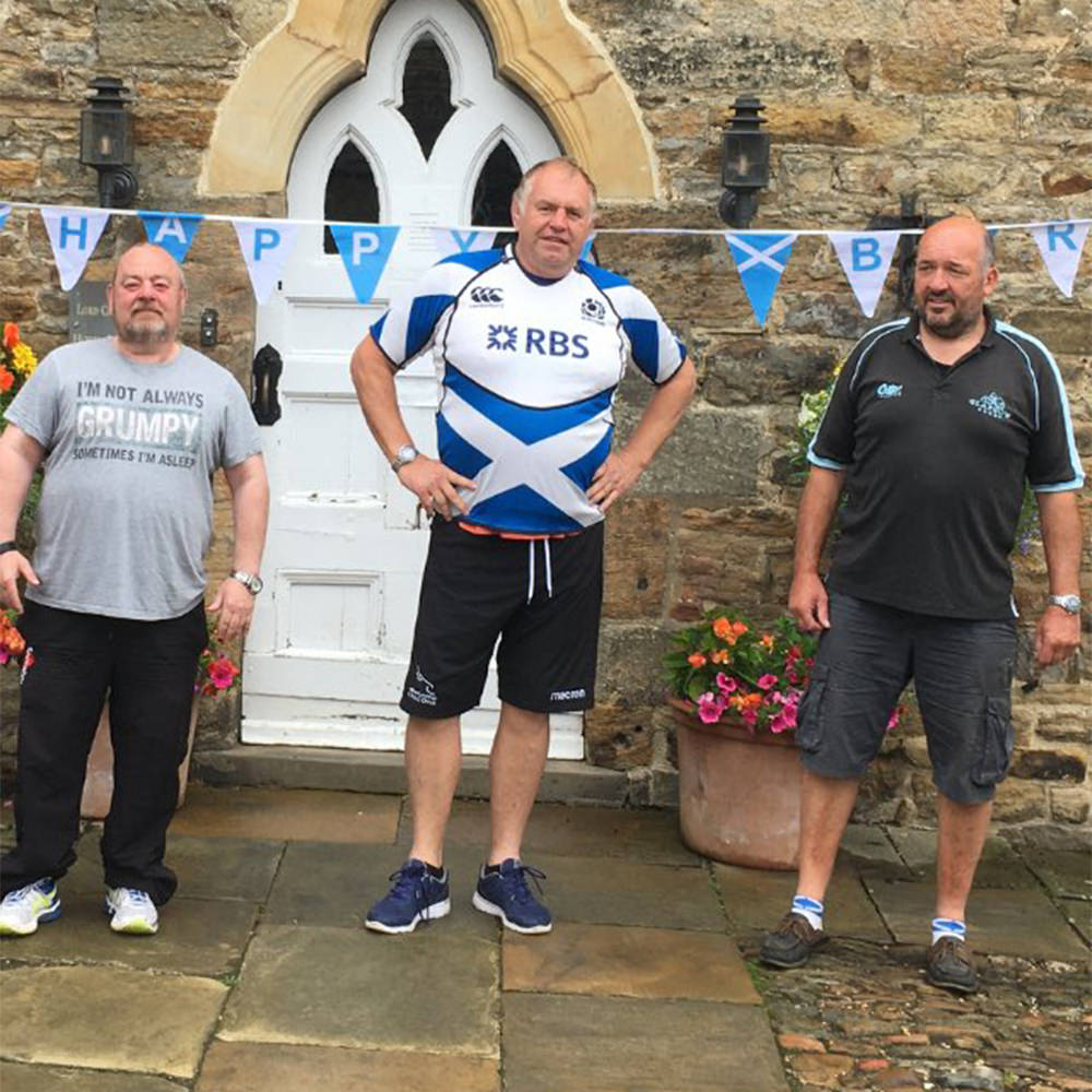 Doddie's Virtual Ride 2020 participant 22