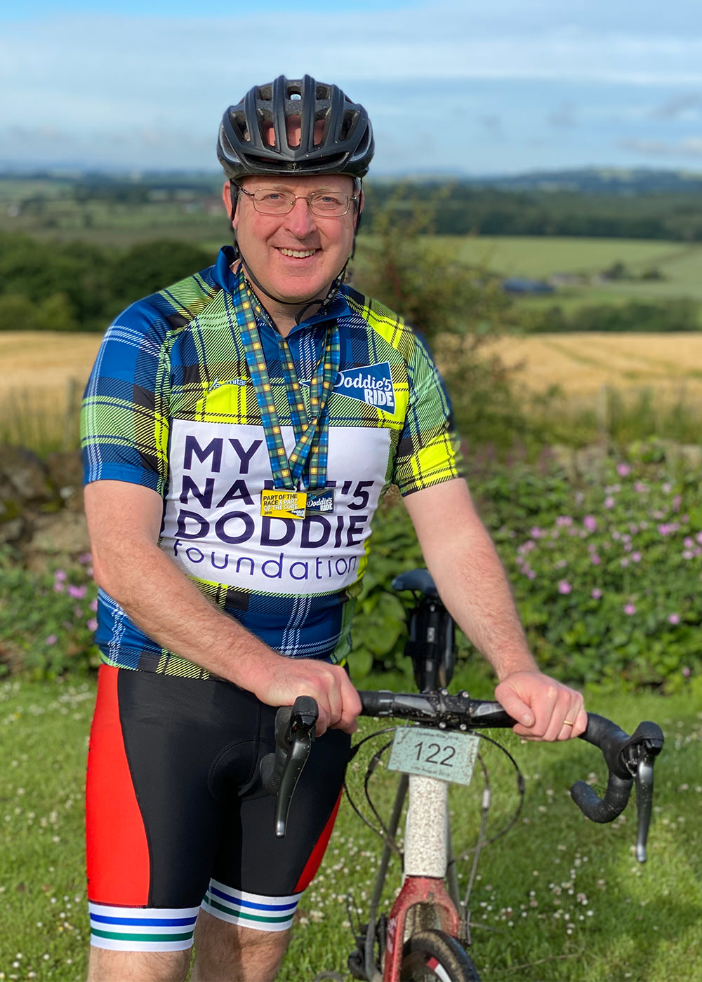 Doddie's Virtual Ride 2020 participant 23