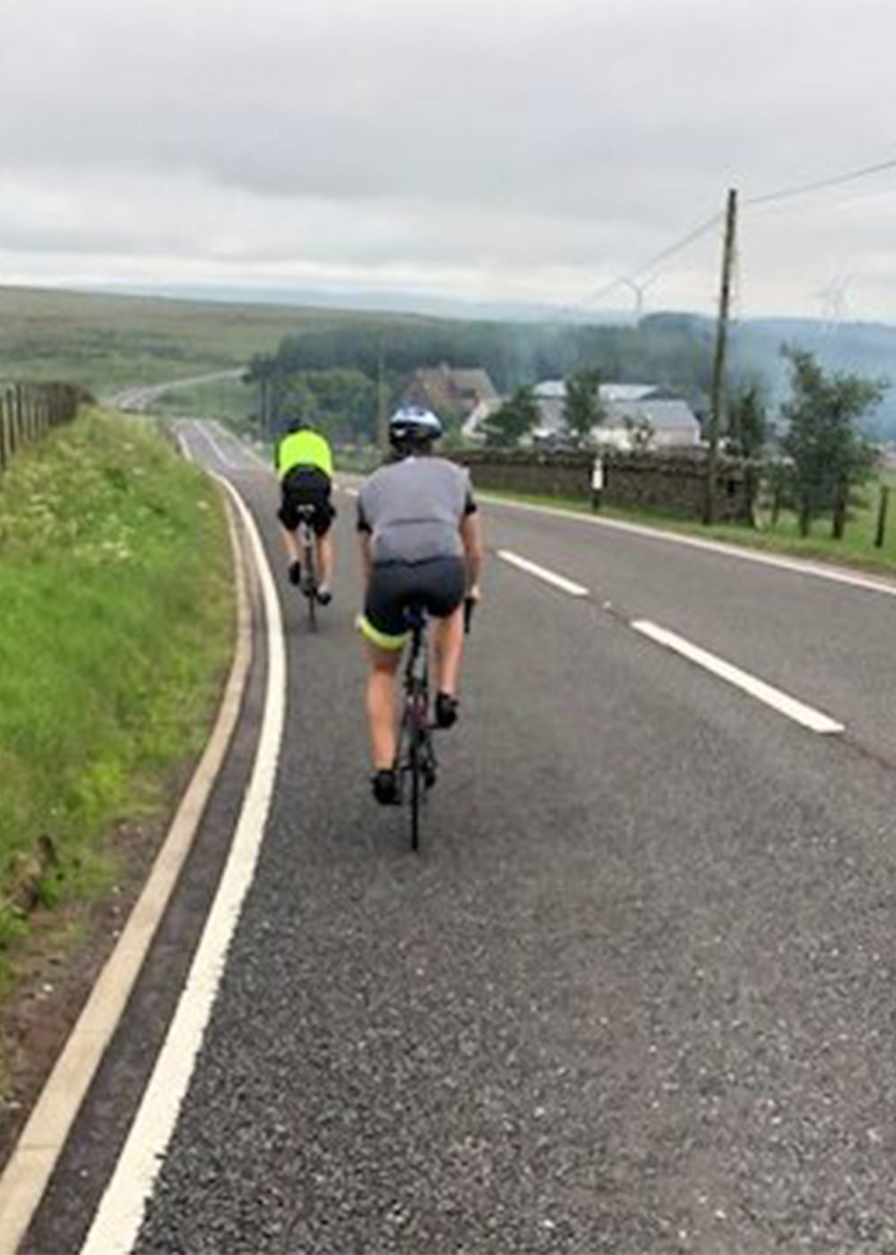 Doddie's Virtual Ride 2020 participant 27