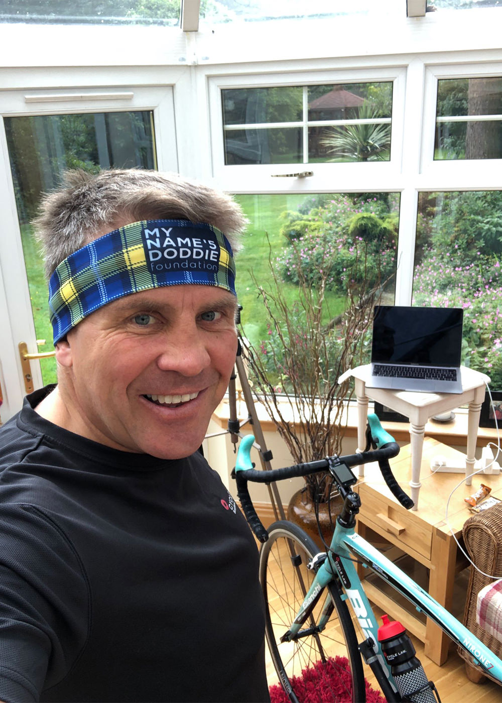 Doddie's Virtual Ride 2020 participant 29