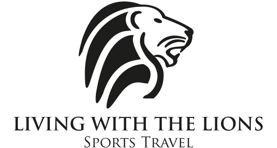 Living With The Lions logo