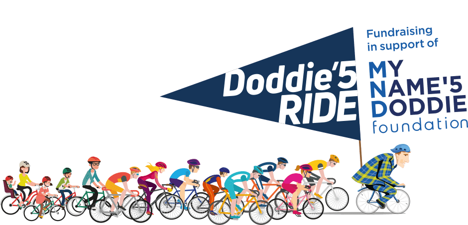 Doddie'5 Ride illustration